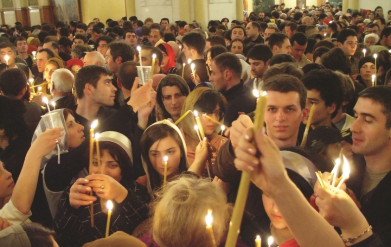 Ostern im christlich-orthodoxen Georgien